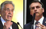 FHC sobre Bolsonaro: 'Precisamos de alguém que não seja bizarro'