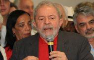 Lula provoca Huck: 'Quero disputar com alguém com logotipo da Globo na testa'