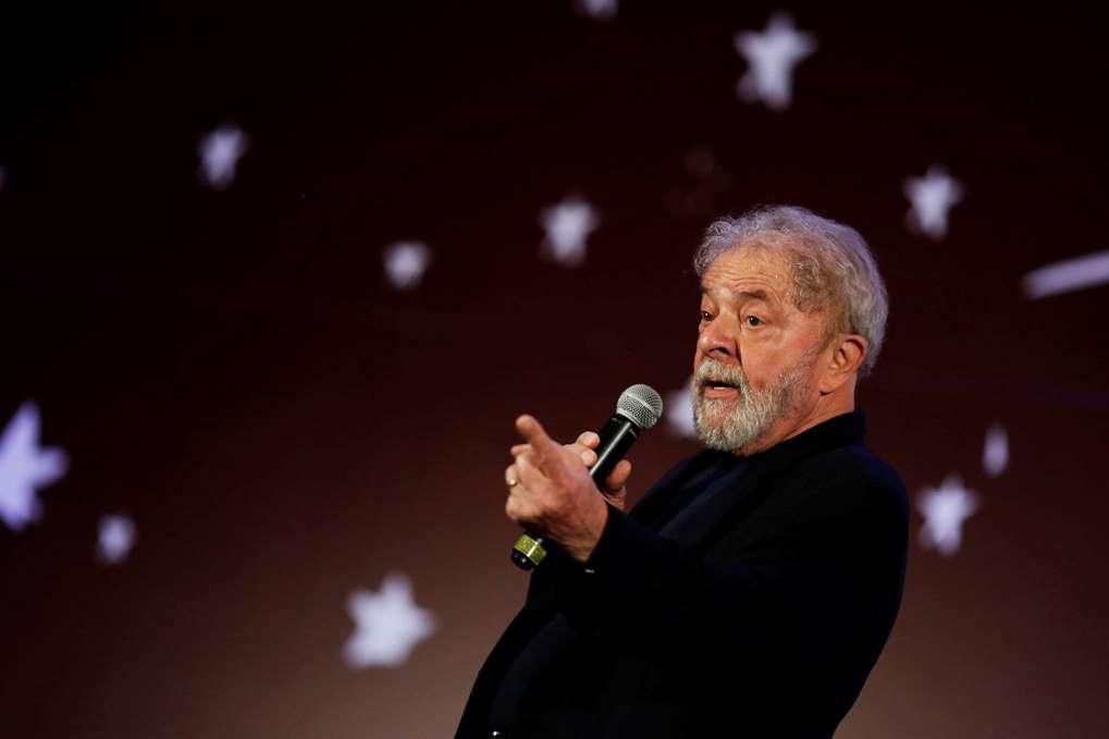 Em quatro anos, Lula recebeu R$ 27 mi em conta por palestras
