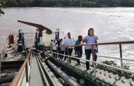 DAE/VG troca equipamentos da captação da Guarita e interrompe fornecimento de água entre os dias 21 e 22 na região