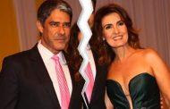 Previsões apontam que namoros de Fátima Bernardes e Bonner terminarão em 2018