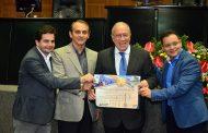 Santa Casa de Misericórdia de Cuiabá recebe homenagem na ALMT