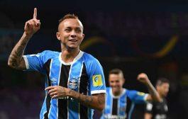 Everton decide na prorrogação, e Grêmio vai para a final atrás do bi Mundial