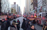 Explosão atinge estação de metrô e ônibus em Nova York; suspeito é detido