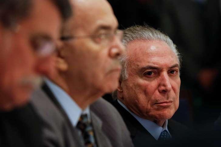 © Marcos Corrêa/PR Planalto garantiu, na última terça-feira (5), que baixará portaria para liberar o pagamento de verbas do imposto sindical que estavam retidas na União