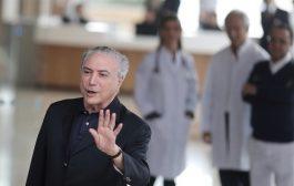 Temer irá a São Paulo nesta quarta para fazer 'revisão urológica'
