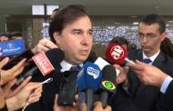 Rodrigo Maia anuncia votação da reforma da Previdência em fevereiro na Câmara