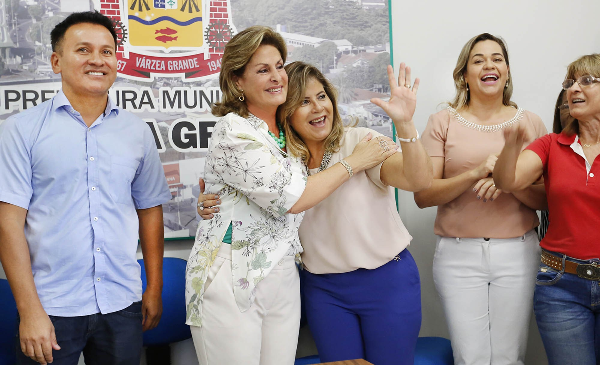 Várzea Grande : Flávia Omar assume Política Social para ampliar ações de qualidade de vida