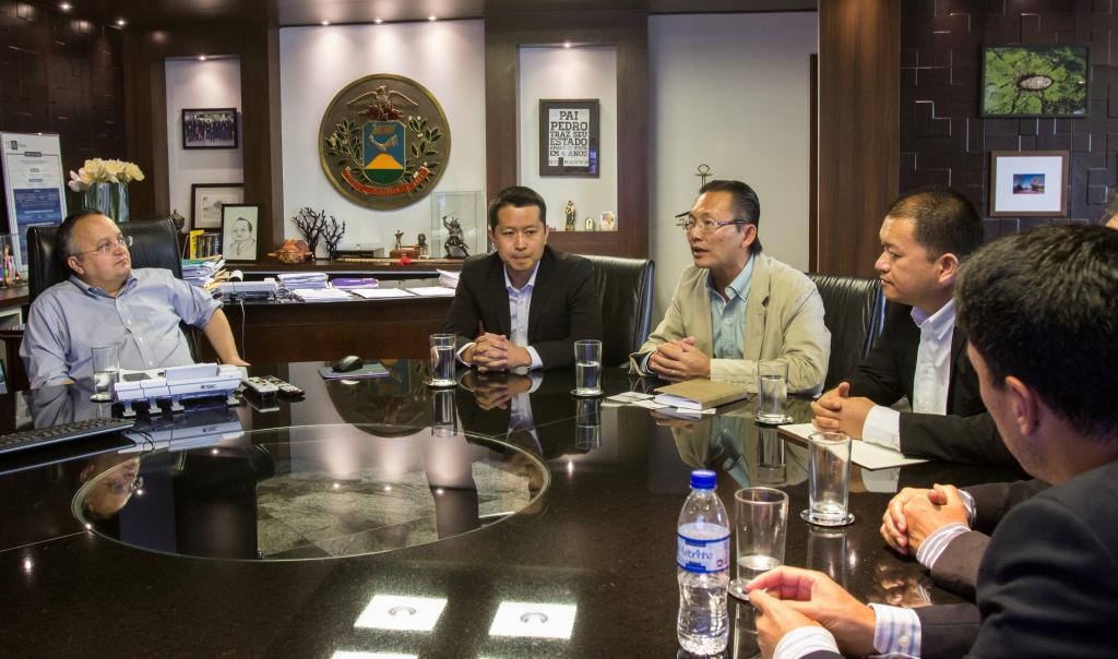 Chineses vão investir R$ 5 bi em energia renovável em Mato Grosso