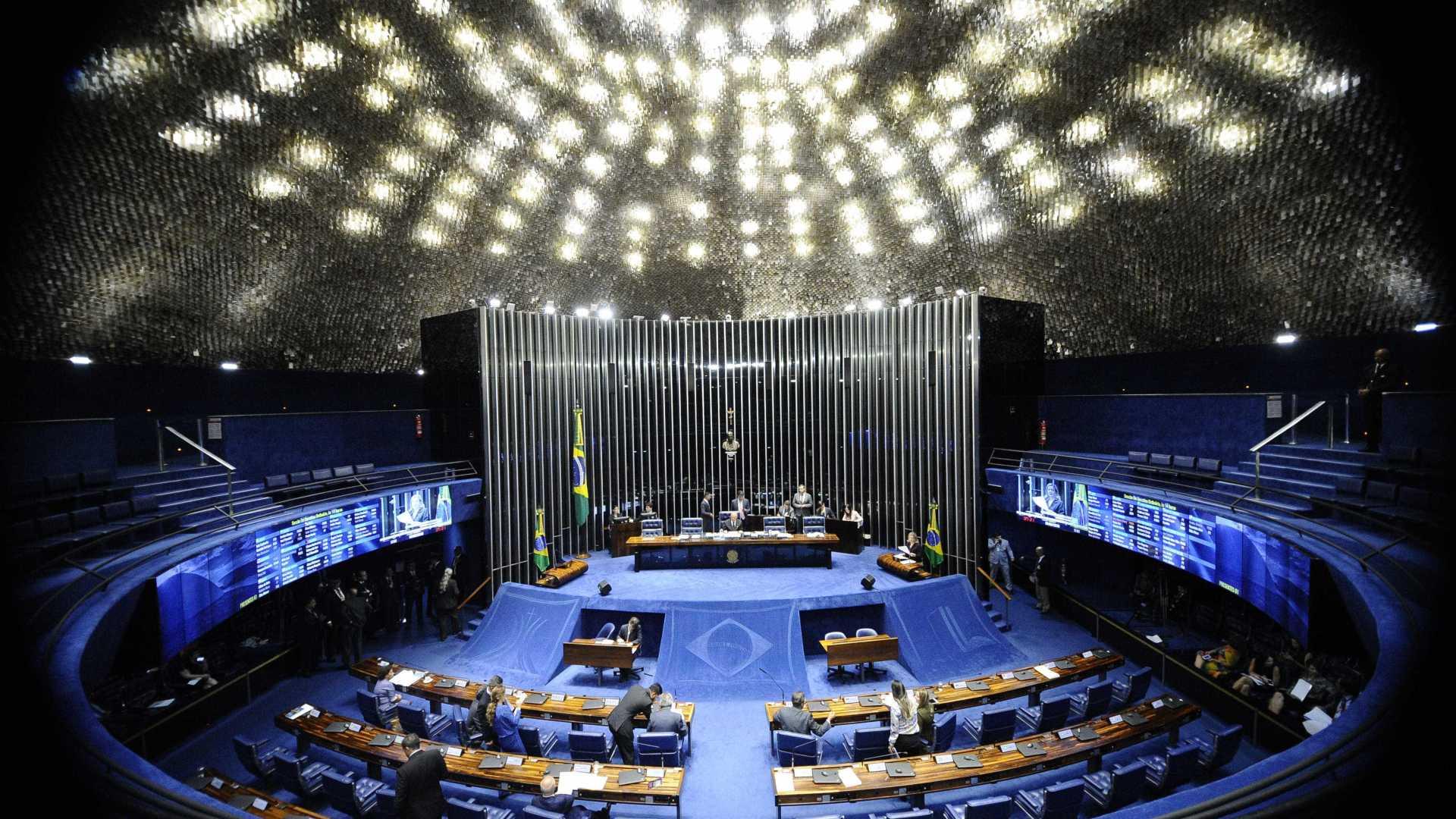 Congresso retoma esta semana análise de projetos sobre segurança
