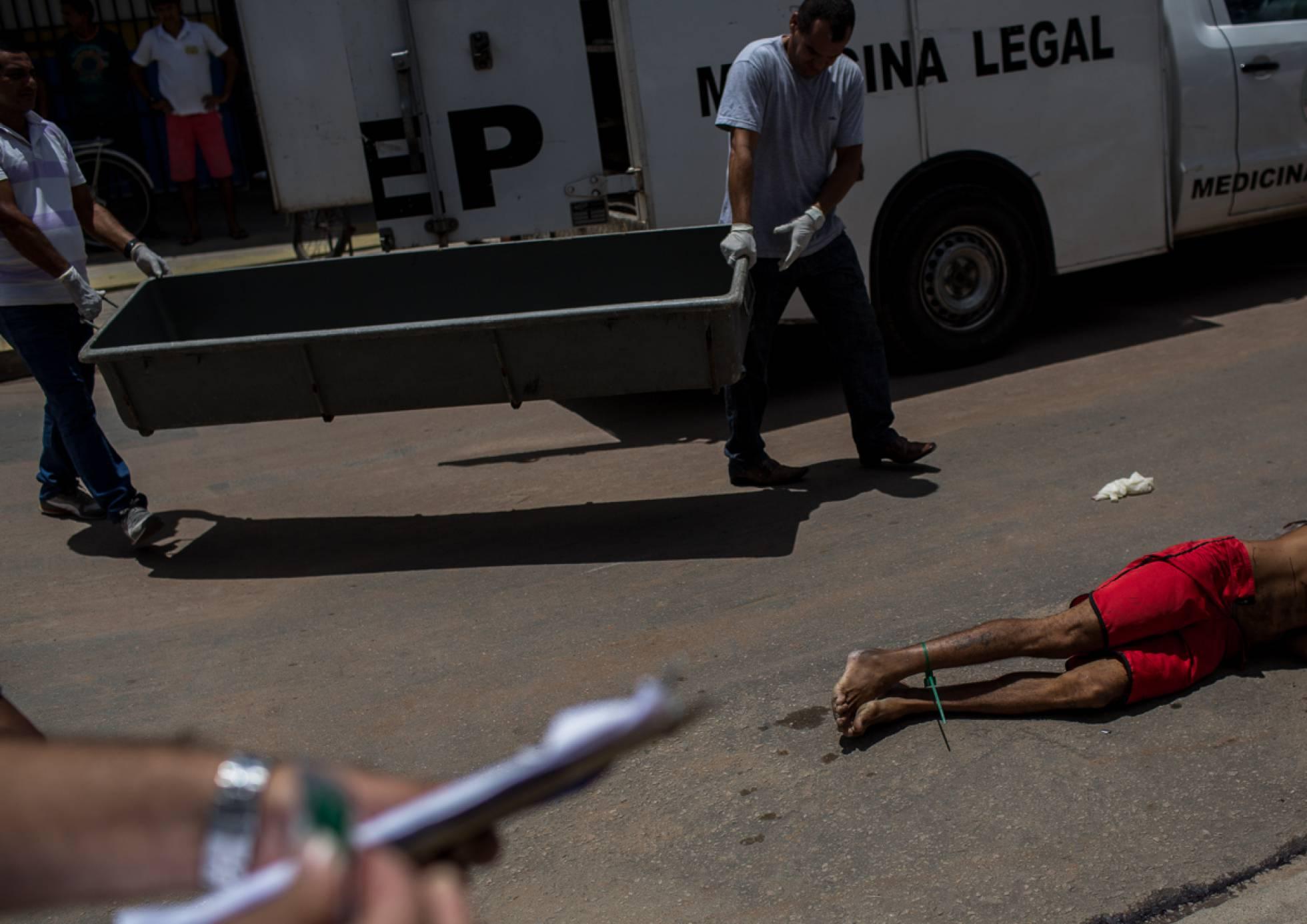 As execuções à luz do dia em Natal, a quarta cidade mais violenta do mundo