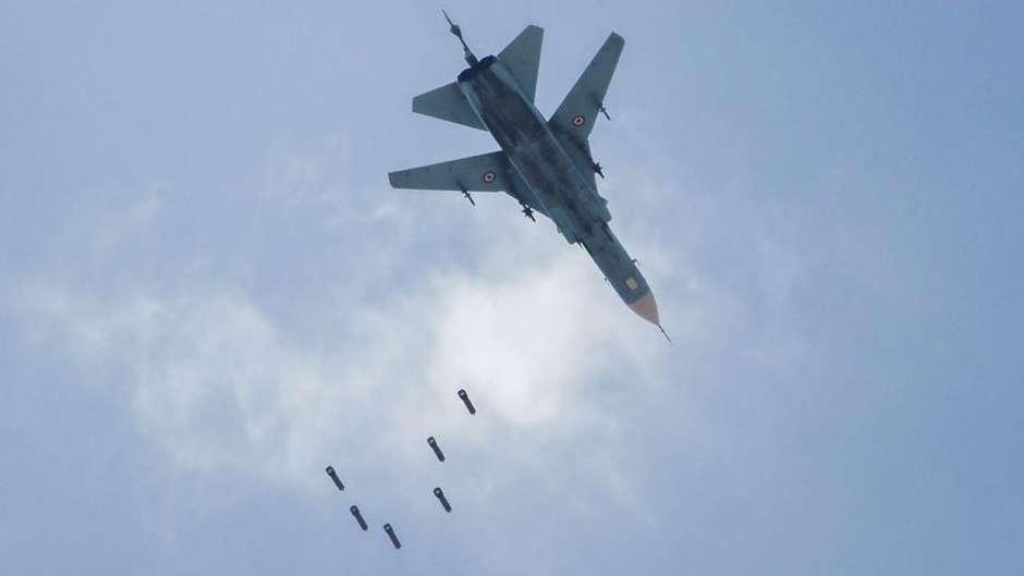 Os 13 países envolvidos em 'mini-guerra mundial' de 7 anos na Síria