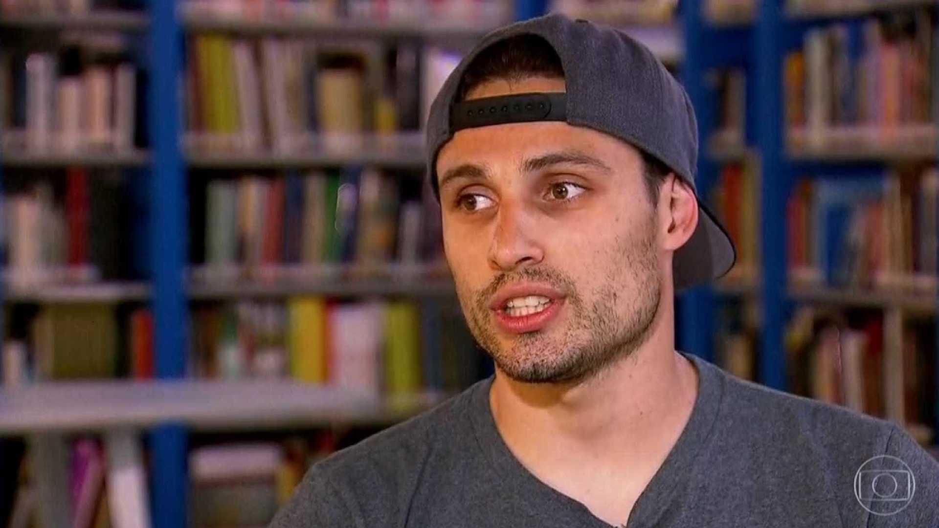 Após denunciar abuso, Lucas Altemeyer mantém amor pela ginástica