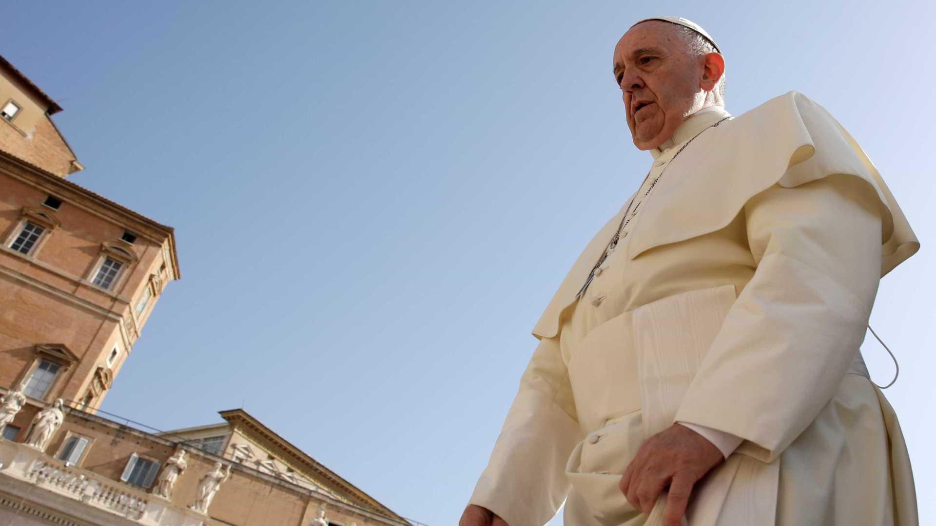 Papa alerta sobre situação na Terra Santa: 'guerra chama guerra'