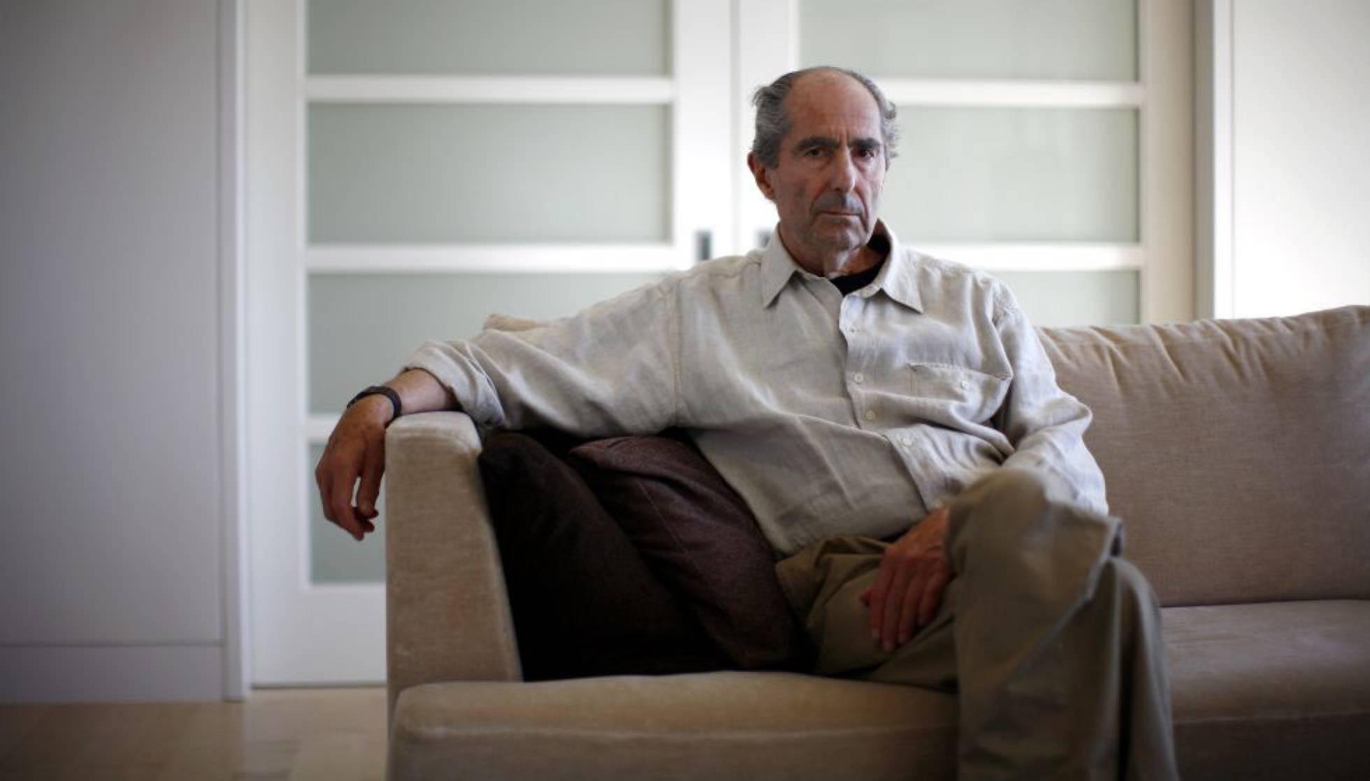 Morre Philip Roth, gigante literário norte-americano, aos 85 anos