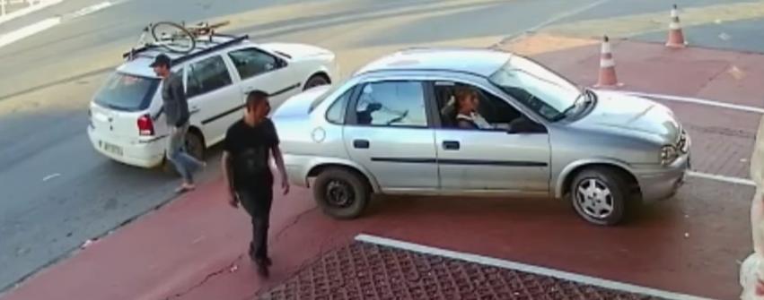Pai do bebê salvo pela avó conta que assaltante ameaçou atirar em criança ao roubar carro