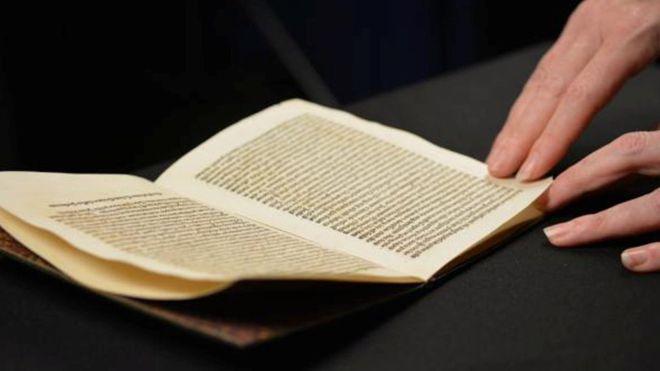A carta que Colombo escreveu após chegar às Américas e que os EUA acabam de devolver à Espanha