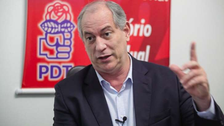 'Olha no que deu. Cadê o Lula e onde estou eu?!', diz Ciro sobre repetir aceno de petista ao mercado