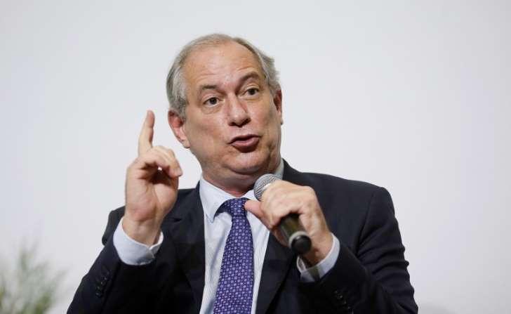 Ciro polariza com Bolsonaro e diz que