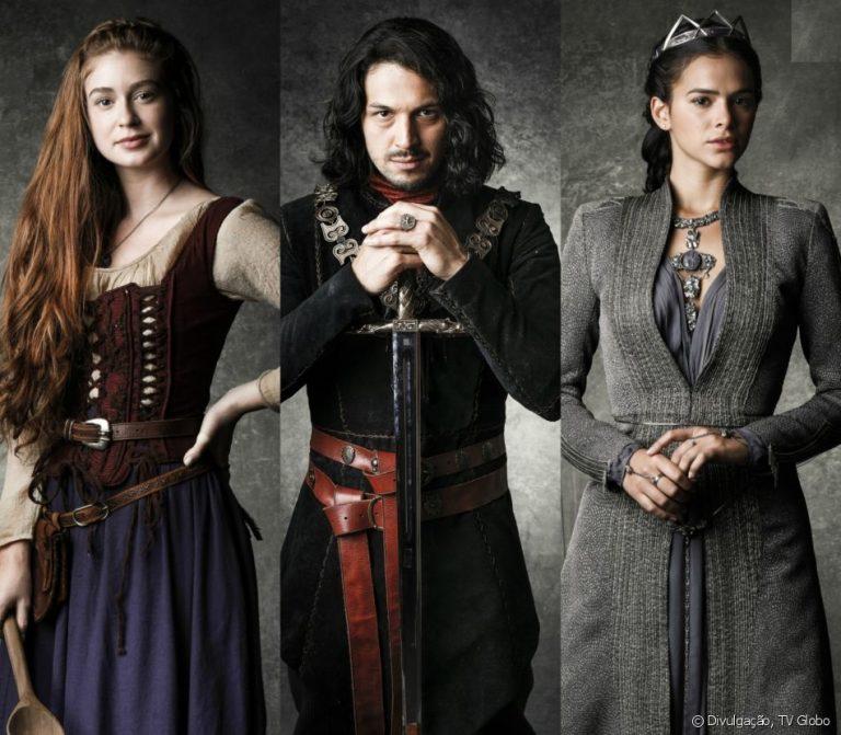 Deus Salve o Rei: Afonso casa com Catarina e Amália vira sua amante