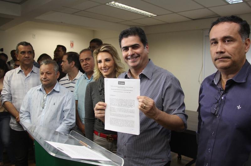 Cuiabá publica edital de chamamento para implantação de novos pontos de ônibus