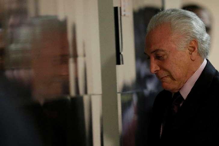 PF acha R$ 23,6 milhões em contas do coronel amigo de Temer