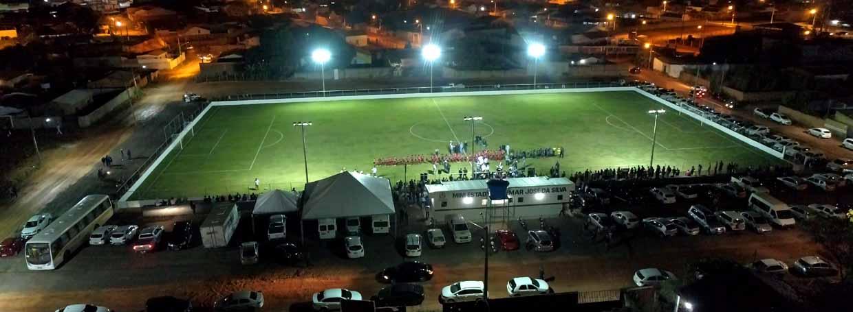 Várzea Grande: Miniestádio vai alavancar Projetos Sociais na inclusão de crianças e jovens a práticas esportivas
