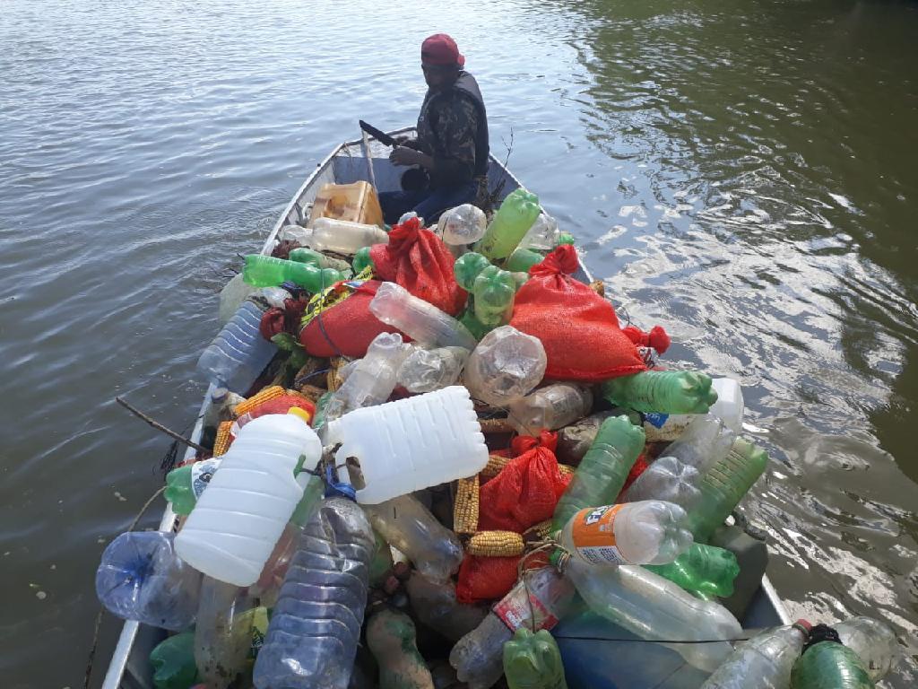 Sema combate pesca predatória no Rio Cuiabá