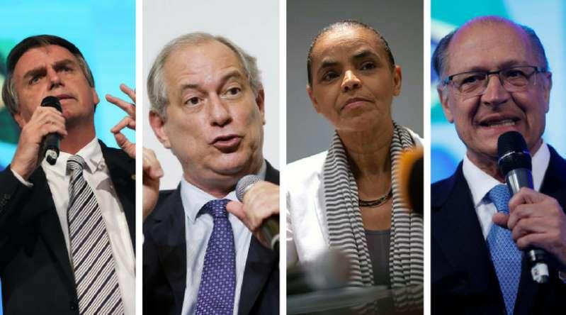Porte de arma: O que 12 pré-candidatos à Presidência já disseram sobre uso de armas de fogo pela população