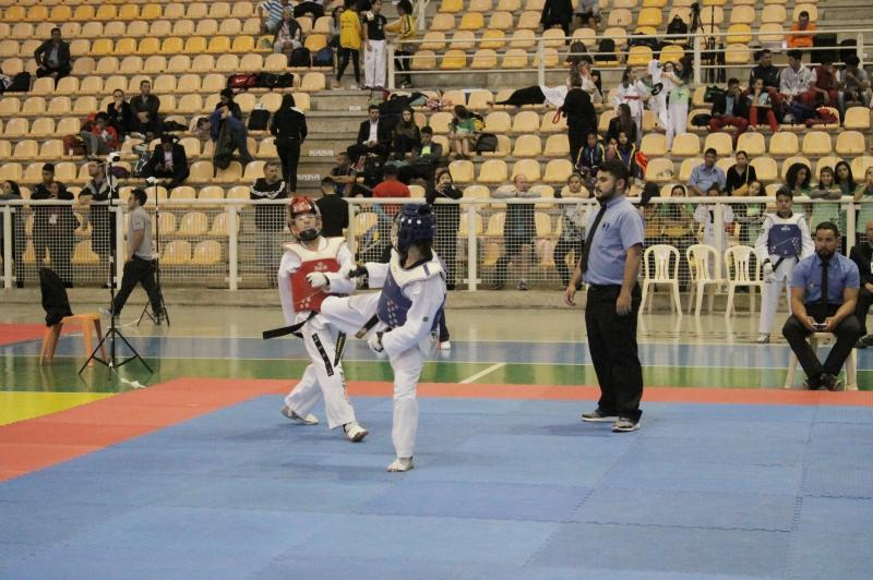 Até domingo, Cuiabá é oficialmente a Capital nacional do Taekwondo