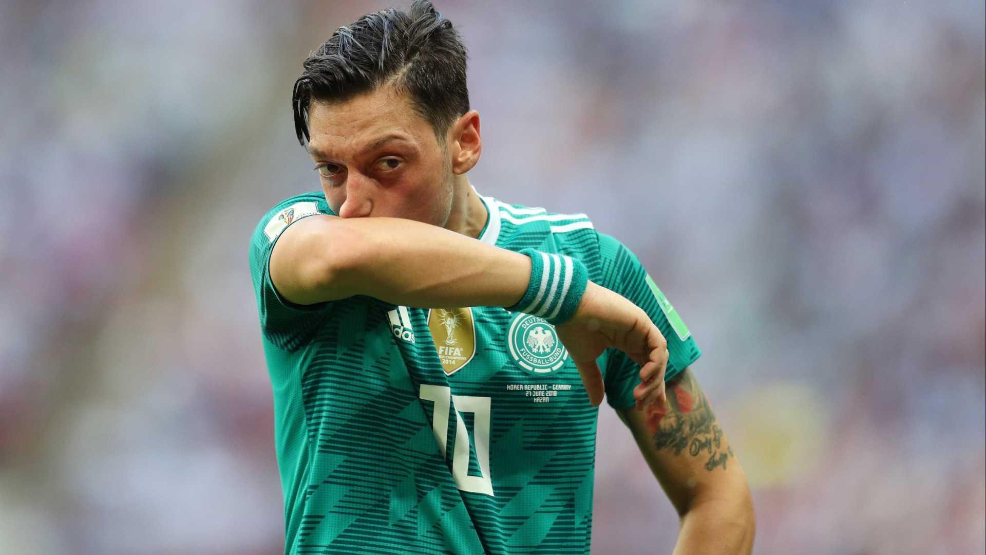 Em carta, seleção da Alemanha se desculpa por vexame na Copa
