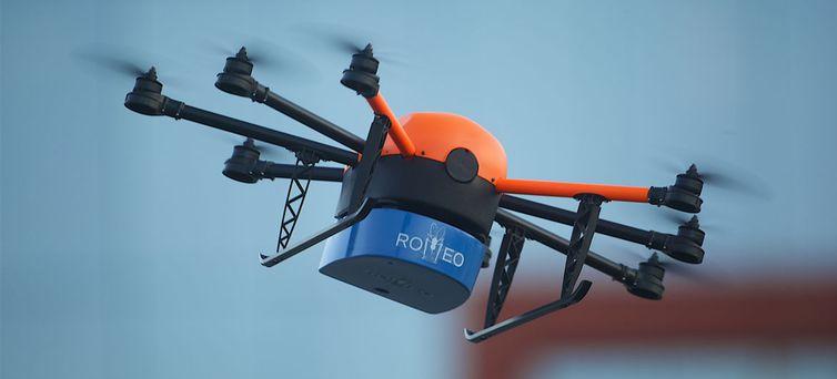 Prefeitura do Rio usará drones na segurança pública