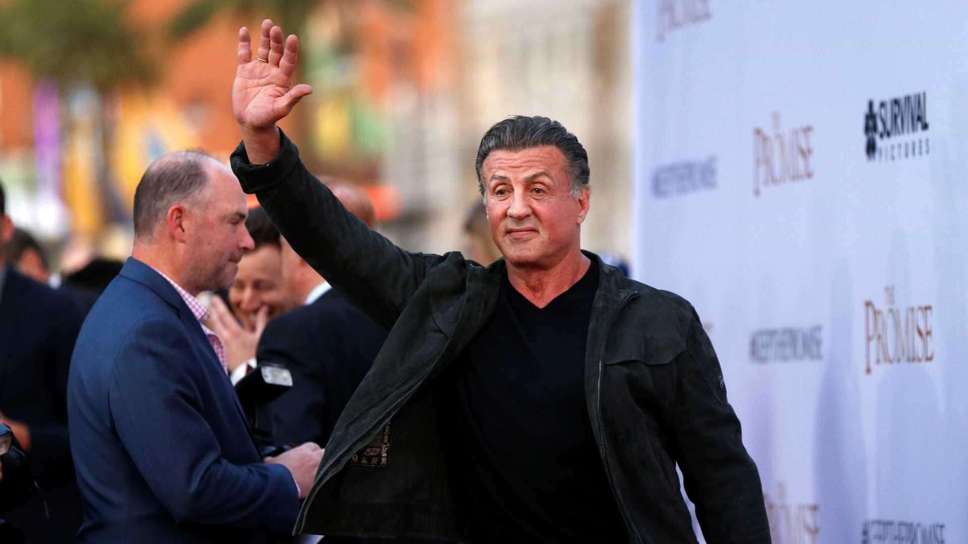 Sylvester Stallone é investigado por mais um caso de abuso sexual