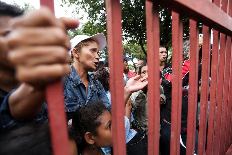 Crescem pedidos de refúgio de venezuelanos na União Europeia