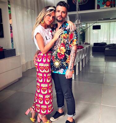 Bruno Gagliasso e Giovanna Ewbank iniciam campanha para boicote de youtuber Júlio Cocielo