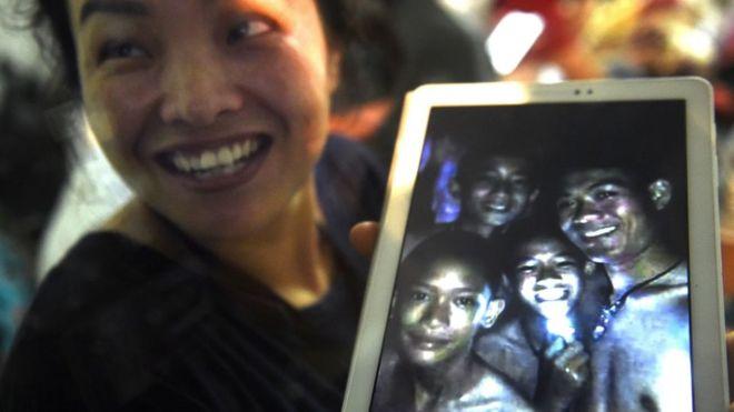 Resgate na Tailândia: sete momentos emocionantes de operação heroica que resgatou os meninos da caverna