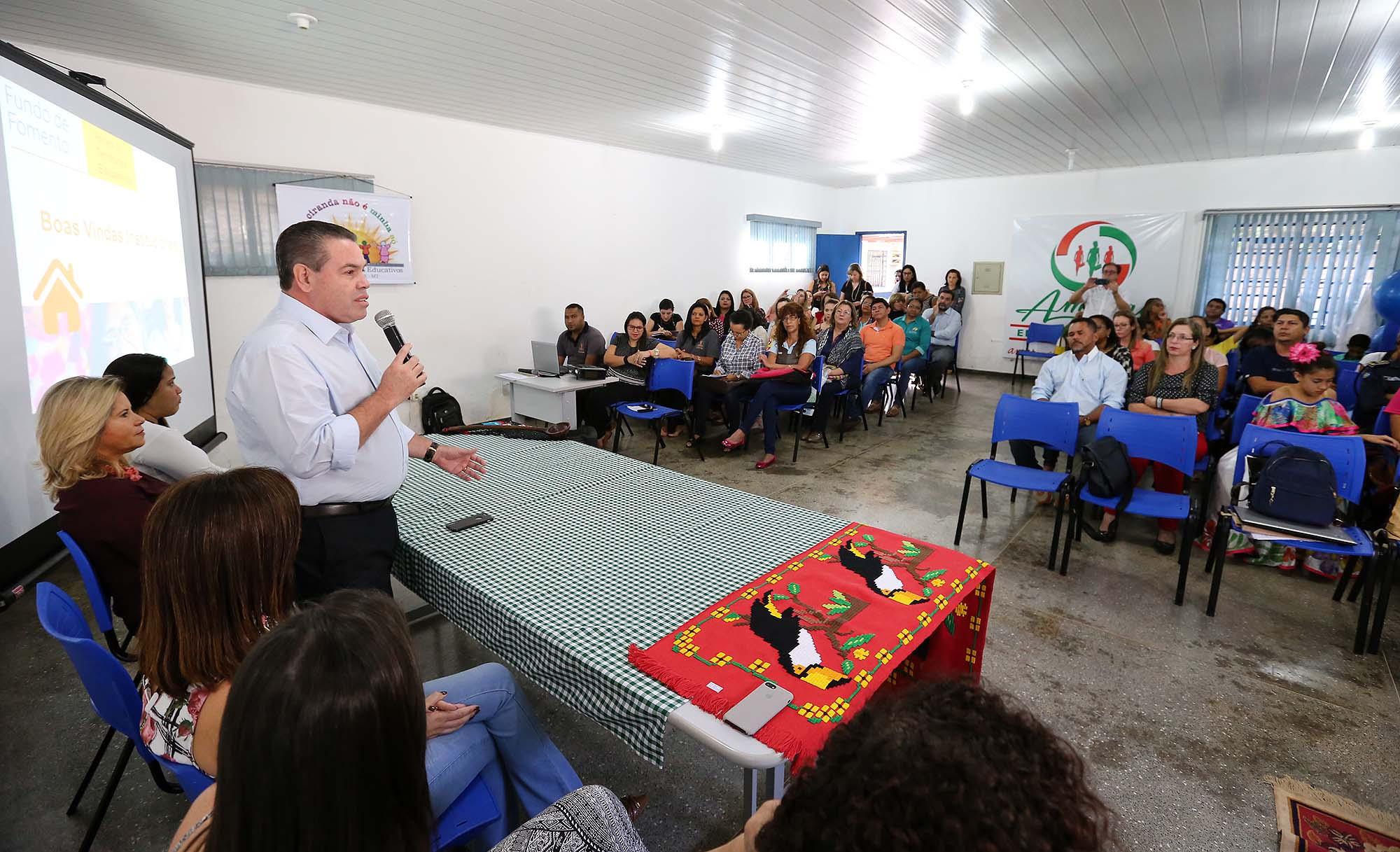 Parceria reforça rede de proteção à criança e ao adolescente em Várzea Grande