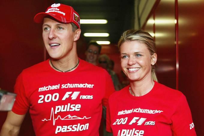 Familiares afirmam que Schumacher chora ao ver belezas naturais na Espanha