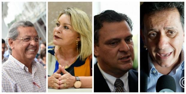 Veja as intenções de voto dos candidatos ao Senado na região do Vale do Rio Cuiabá