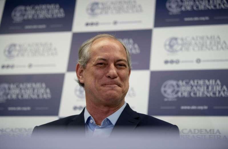 Datafolha: Só Ciro vence Bolsonaro no 2º turno
