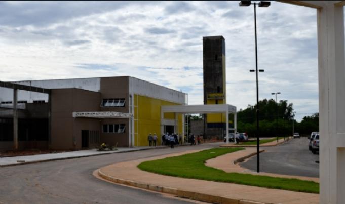Falta pouco. Obra do novo Pronto Socorro de Cuiabá já está com  85%  executada.