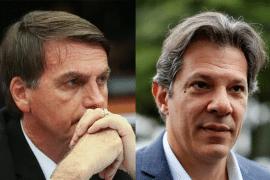 Band cancela debate entre Bolsonaro e Haddad dessa sexta-feira