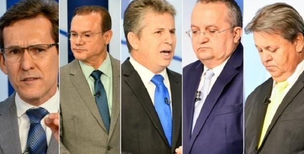 Mauro Mendes tem 40,55% das intenções de voto na região metropolitana