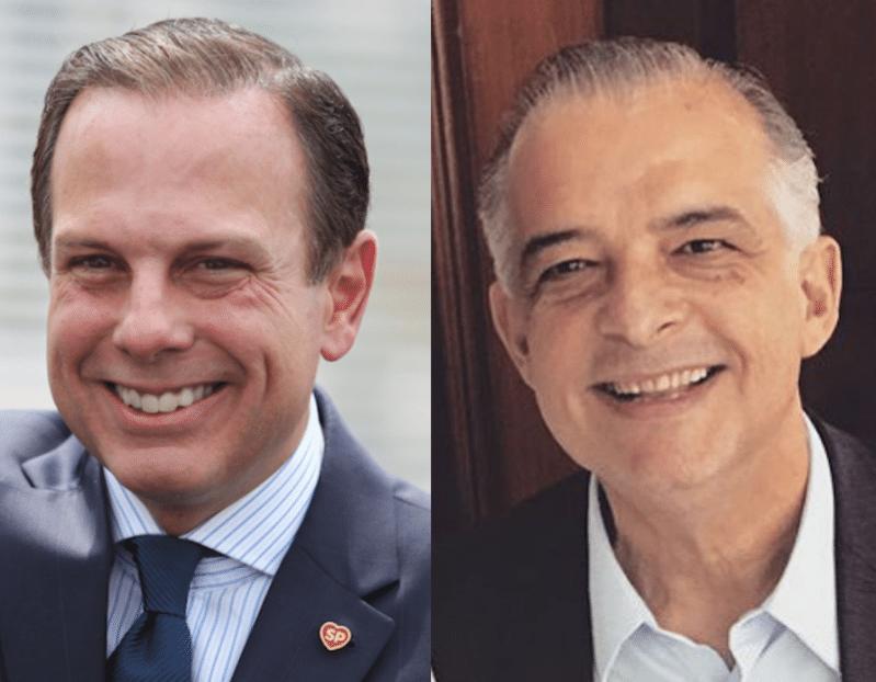 Doria defende apoio a Bolsonaro e França diz ser 'convergência'