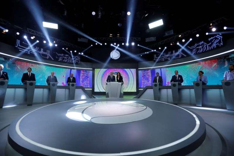 Constituinte de Haddad e reação a Bolsonaro esquentam debate da Record