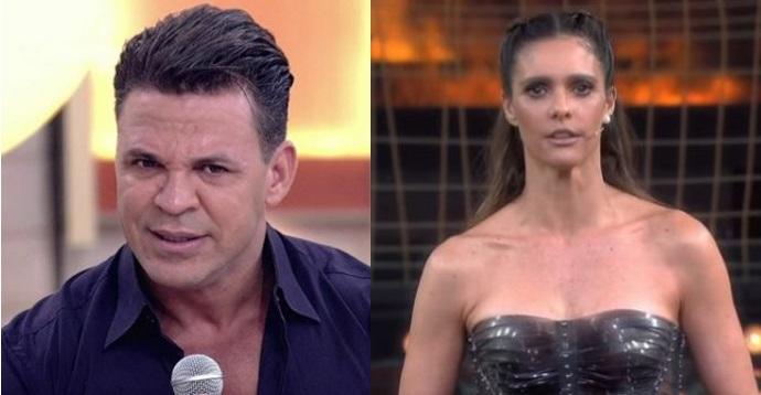 Eduardo Costa se revolta e detona Fernanda Lima: 'Imbecil, sua mamata vai acabar!'