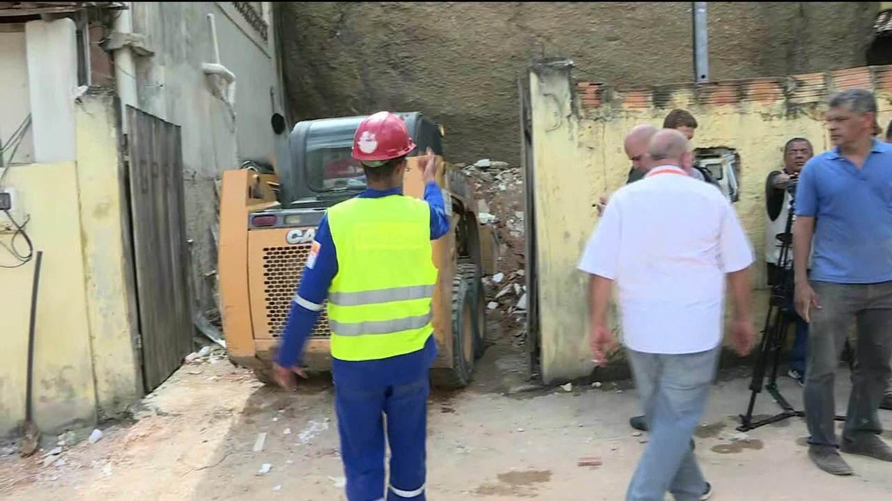 Nove pessoas morrem em deslizamento em Niterói, RJ
