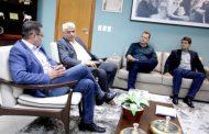 Botelho recebe procurador-geral e assegura empenho à discussão de duodécimo