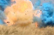 Revelação de sexo de bebê causa incêndio de grandes proporções