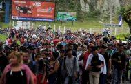 Cidade mexicana se divide entre medo e compaixão por migrantes de caravana